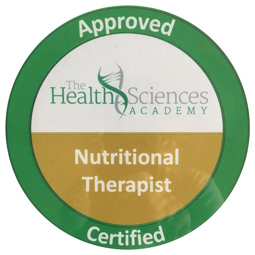 Health Sciences Academy Certified Nutritional Therapist